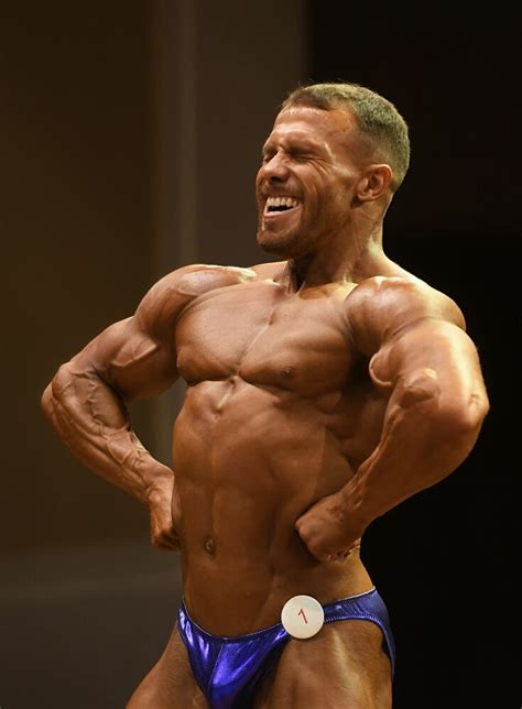 Slim and Muscular: Athletes Compete at the Bodybuilding Championship in Kazan - Sputnik ...