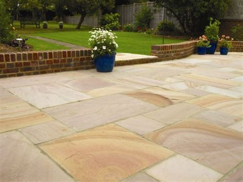 sandstone patio the 10 best images about indian sandstone paving on pinterest grey and beige garden design
