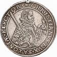 2 Thaler - Christian I. (Death) - Electorate of Saxony ...