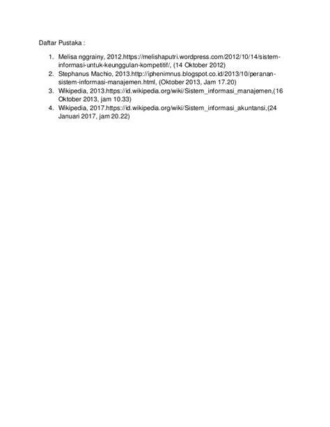 SIM, Dwi Yuliyanah, Hapzi Ali, Sistem Informasi Untuk