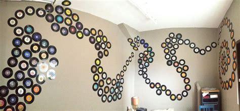 wall art record decor bottleneck pinterest art