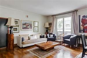 appartement de prestige de 3 chambres doubles avec With location appartement meuble paris 16