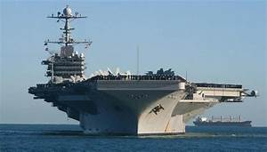 USS Nimitz Largest Aircraft Carrier in the World ...