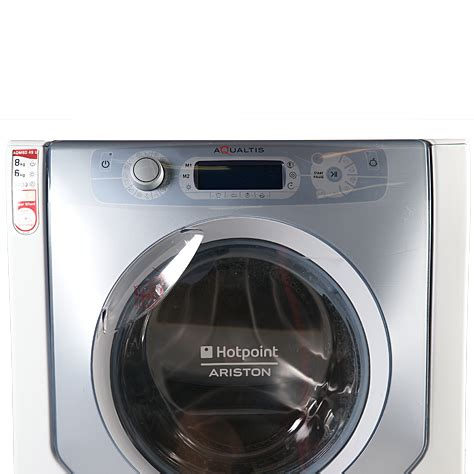 test hotpoint ariston aqm8d49u aqualtis lave linge