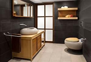 comment decorer sa salle de bains de facon originale With comment decorer sa salle de bain