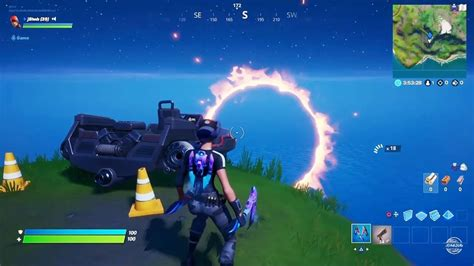 fortnite visit boat launch coral cove flopper pond