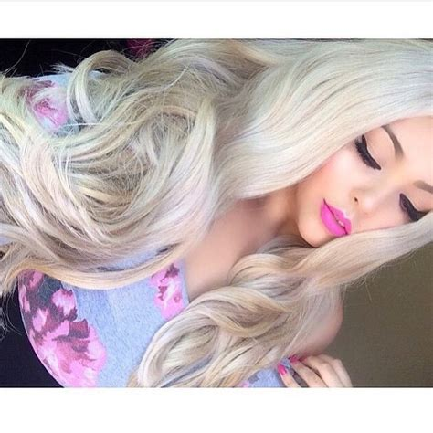 Blond E Hair And by Platinum Ash Hair Color Hair Colar And Cut Style