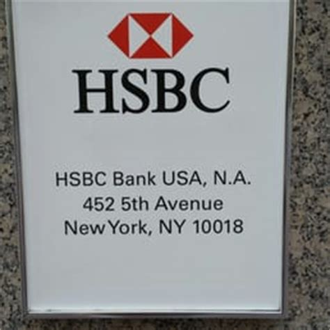 hsbc phone number hsbc 13 photos banks credit unions 58 bowery hsbc bank banks credit unions 452 5th ave midtown