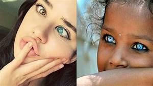 Yeux Verts Rares : les 10 plus beaux yeux du monde youtube ~ Nature-et-papiers.com Idées de Décoration