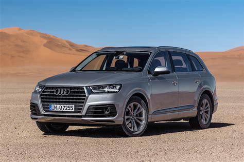 2018 Audi Q7 Pictures Carbuyer