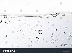 Water Bubble On White Background Stock Photo 72689992 ...