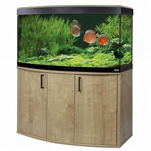 Aquarium Set Led : fluval vicenza 260 led aquarium cabinet set oak ~ Watch28wear.com Haus und Dekorationen