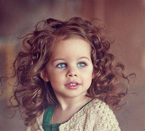 30 best curly hairstyles for kids little girl curly hair