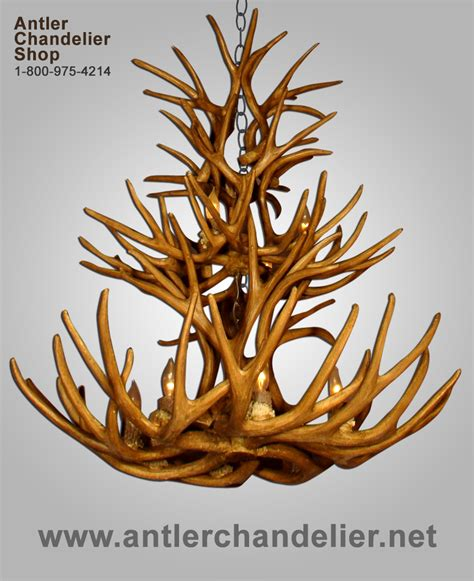 antler chandelier cheap l deer horn chandelier with authentic look for your