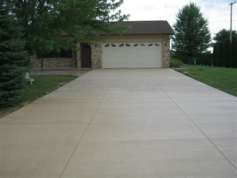 colored concrete colored concrete driveway driveways