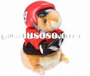 Singing Hamster Toy