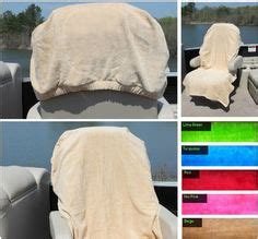 pontoon captains chair cover 1000 images about my new bennington pontoon boat on