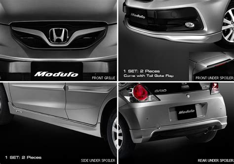 bodykit honda brio modulo package