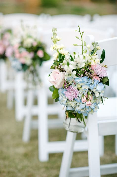 Soft Pink And Pale Blue Vintage Garden Wedding Every Last