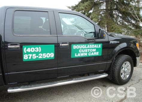 Boat Decals Calgary by Calgary Decals Production Shop