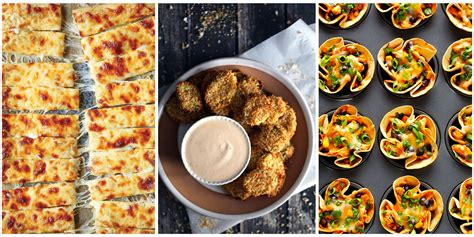 Party Food : 35 Party Food Recipes