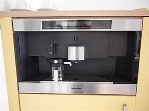 Miele Einbau Kaffeevollautomat : sonstige cva3660 einbau kaffeevollautomat miele ~ Michelbontemps.com Haus und Dekorationen