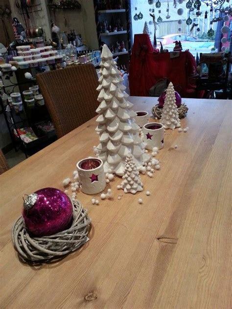 idees de decoration de table pour noel idee