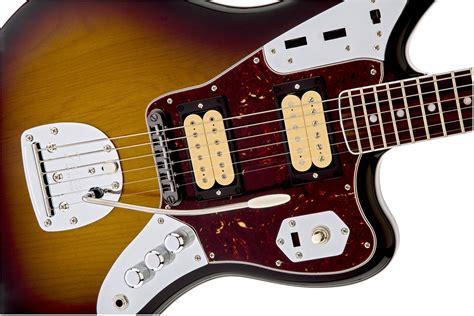 Kurt Cobain Jaguar®  Fender Electric Guitars