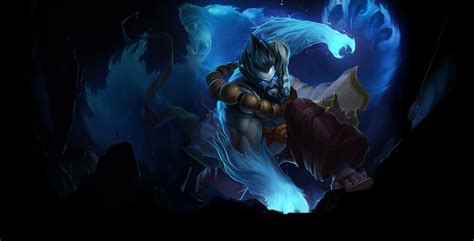 Gangplank Animated Wallpaper - at 20 spirit guard udyr promo site now