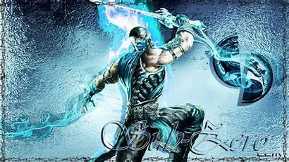 Mortal Kombat Wallpapers Zero Sub Mk Imagenes