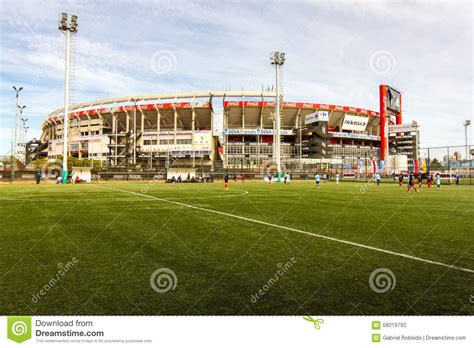 River Plate stadium editorial photography. Image of ...