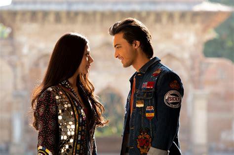 This Still Of Aayush Sharma & Warina Hussain