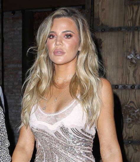 Après Kylie Jenner, c'est Khloe Kardashian qui est enceint ...