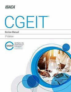 9781604203738  Cgeit Review Manual  7th Edition