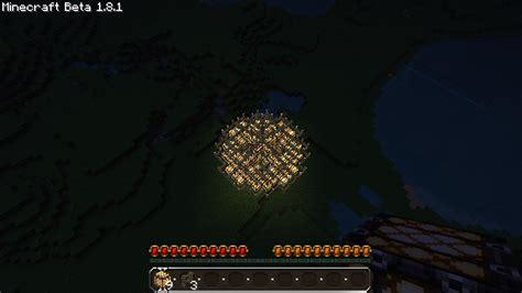 redstone l chandelier minecraft