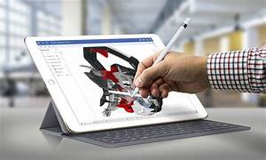Onshape Is The First 3d Cad System For Ipad Pro  U0026 Apple Pencil
