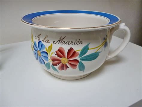 mariage pot de chambre pot de chambre érotique cadeau de mariage