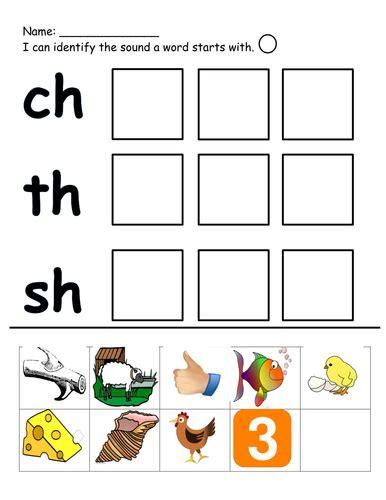 image result for phonics sh words phonics