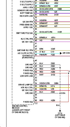07 Dodge Ram Wiring Schematic by Looking For Wire Diagram For A 2007 Dodge 3500 4x4 6 7