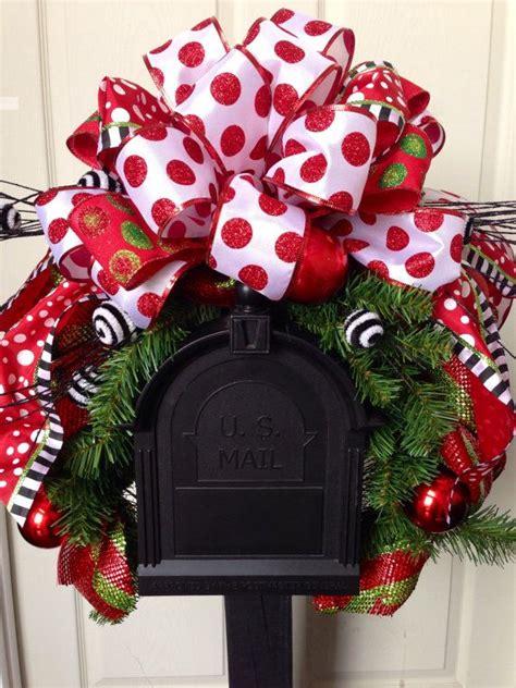 Best 25+ Christmas Mailbox Decorations Ideas On Pinterest