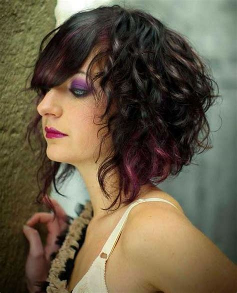 latest short curly hairstyles ideas  women  luvfly
