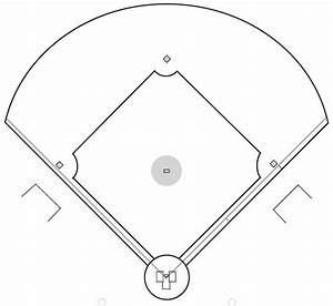 blank baseball diamond diagram clipart best With baseball position chart template