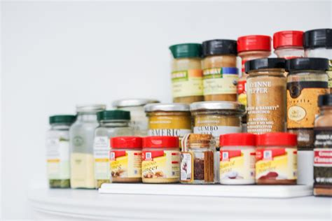Make Your Own Magnetic Spice Rack