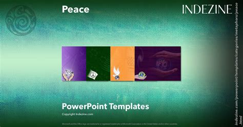 peace powerpoint templates