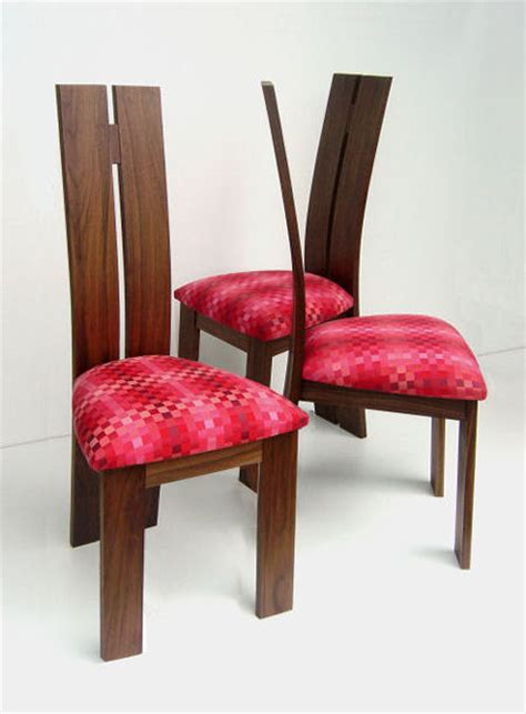 modern wooden dining chairs design simple house design