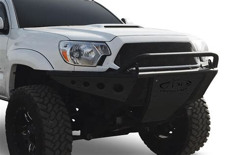 toyota tacoma stealth front bumper add
