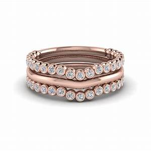 stackable rings bands online fascinating diamonds With stackable wedding rings