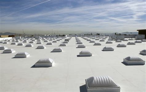 green  cool roofs provide relief  hot cities