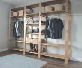 simple free standing closet systems decorative furniture