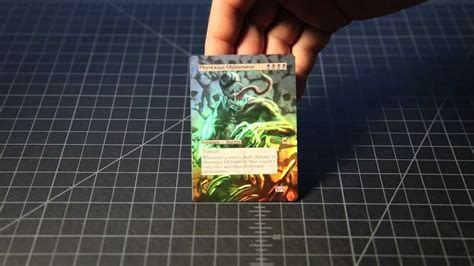 Phyrexian Obliterator Deck 2012 by Mtg Foil Altered Phyrexian Obliterator Spellscoop